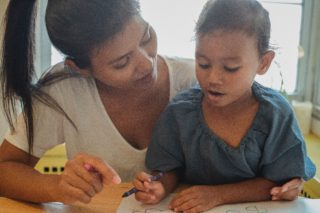 How to Involve Uneducated Parents in Child Education