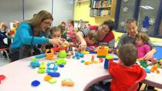 Learning through educational toys