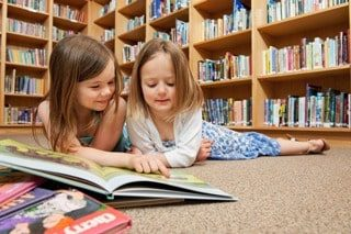 Library Activities for Kids