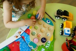 Preschool Math Concepts Skills